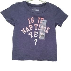 CARTERS | Nap time T-shirt